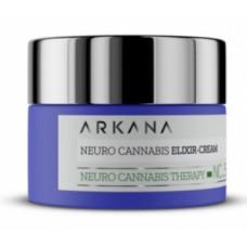 Активный концентрат для гиперчувствительной кожи Аркана Neuro Cannabis Elexir-Cream Arkana