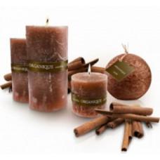 Ароматерапевтическая свеча Корица Органик Candle Cinnamon Organique