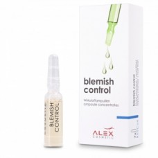 Cеборегулирующий концентрат Алекс Косметик BLEMISH CONTROL AMPOULE Alex Cosmetic