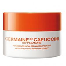 Крем после загара для лица Жермен де Капуччини Solar line Icy Pleasure After Sun Facial Repair Treatment Germaine de Capuccini