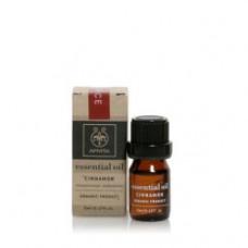 Эфирное масло Корица Апивита Aromatherapy Organic Cinnamon Oil Apivita