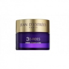 «Против Морщин»-крем продлевающий молодость для сухой кожи Жан Д'Эстр Visage Et Cou 3D Jean d'Estrees