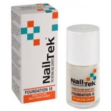 Базовое покрытие (для мягких, тонких и слоящихся ногтей) Нейл Тек Foundation II Nail Tek