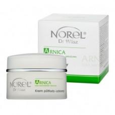 Быстро впитывающийся защитный крем для чувствительной кожи и кожи с куперозом Норел Arnica – Vanishing protective cream Norel