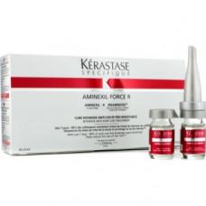 Ампулы от выпадения волос Керастаз Specifique Aminexil Kerastase