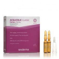 Acglicolic Сlassic омолаживающая сыворотка Сесдерма ACGLICOLIC CLASSIC FORTE AMPULES Sesderma