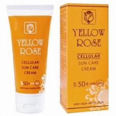 Антивозрастной солнцезащитный крем SPF 50 Йелоу Роуз Cellular Sun Care Cream SPF 50 Yellow Rose