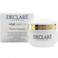 Восстанавливающий мультивитаминный крем Декларе Nourishing Multi - Vitamin Cream Declare