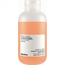 VOLU шампунь для увеличения объёма мягких волос с экстрактом хмеля Давинес Essential Haircare VOLU Moisturizing shampoo for volume Davines