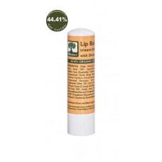Бальзам для губ с ароматом печенья БиоСелект Lip Balm Cream Biscuit Flavor BIOSelect
