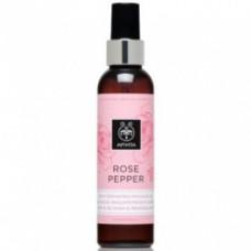 Корректирующее массажное масло для тела «Роза и перец» Апивита Massage Oil Apivita
