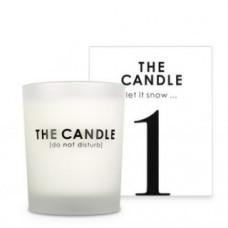 Свеча с ароматом кедра, сосны, растительных экстрактов Алекс Косметик The Candle 1 ...let it snow Alex Cosmetic