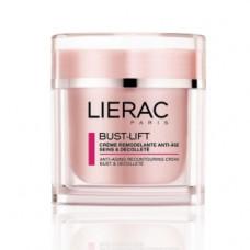 Бюст Лифт Моделирующий крем для бюста Лиерак Bust lift Anti-aging recontouring cream Lierac