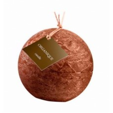 Ароматерапевтическая свеча Корица, шар Органик Candle Ball Cinnamon Organique