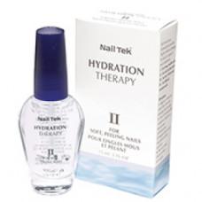 Интенсивная терапия для мягких, слоящихся ногтей Нейл Тек HYDRATION THERAPY II Nail Tek