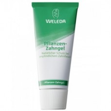 Зубной гель на травах Веледа Pflanzen-Zahngel Weleda
