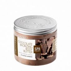 Масло для тела с эффектом бронзового загара Органик Spa Therapie Chocolate Organique