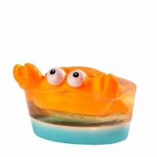 Глицериновое мыло Краб. Большая игрушка Органик Glycerin soap crab Big toy Organique