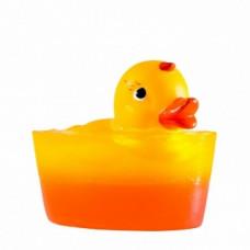 Глицериновое мыло Утка. Большая игрушка Органик Glycerin Soap Duck Most toy Organique