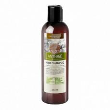 Антивозрастной шампунь для волос восстанавливающий, против выпадения волос Органик Naturals Anti-Age Hair Shampoo Organique
