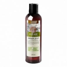 Антивозрастной гель для душа восстанавливающий Органик Naturals Anti-Age Shower Jelly Organique