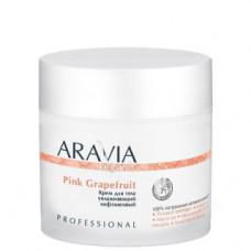 Крем для тела увлажняющий лифтинговый Аравия Профешнл Pink Grapefruit Aravia Professional