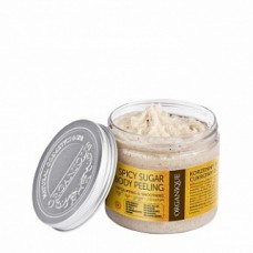 Восточный сахарный пилинг для тела Органик Spicy Sugar Body Peeling Organique