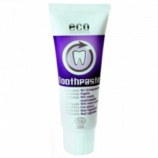 Органическая зубная паста с черным тмином Эко косметика Black Seed Toothpaste Eco Cosmetics