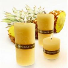 Ароматерапевтическая свеча Пинаколада Органик Candle Big Cylinder Pinacolada Organique