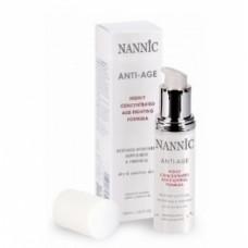 Антивозрастная крем-сыворотка для сухой и чувствительной кожи Нанник Anti Age for Dry & Sensitive Skin Nannic