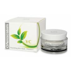Питательная маска Витамин С ОНмакабим VC Line Nourishing Skin Mask Vitamin C OnMacabim