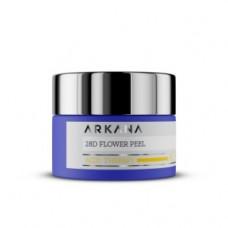 28-дневная ночная программа, гель-пилинг с фитобиоактивными цветочными кислотами Аркана 28D Flower Peel Arkana