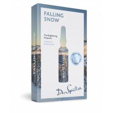 Ампульный концентрат для выравнивания тона кожи Доктор Шпиллер White Effect — Falling SnowDr Spiller Biocosmetic