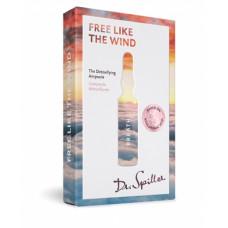 Ампульный концентрат с детокс-эффектом Доктор Шпиллер Breath — Free like the Wind Dr Spiller Biocosmetic