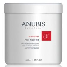 Антицеллюлитная моделирующая маска Анубис Argi-Mask Red Anubis