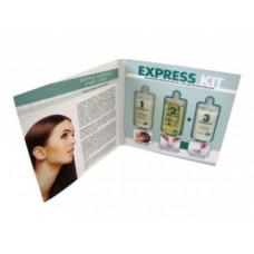 Набор для шокового восстановления волос Инг Профессионал Treat-ING Express Kit Tower ING Professional