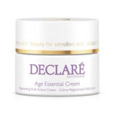 Антивозрастной крем на основе экстракта пиона 50 + Декларе Age Essential Cream Declare