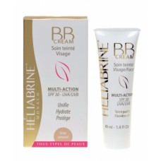 BB крем тонирующий «Секрет безупречной кожи» Элиабрин BB CREAM TINTED CARE Heliabrine